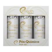 FELPS SMOOTH KIT TRIO PÓS-QUÍMICA 3x250Ml