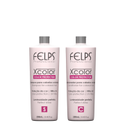 FELPS XCOLOR KIT DUO HOME CARE 2x250ml