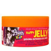 Geleinha Definidora de Cachos Soul Power Kids Happy Jelly 250g