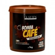 Glatten Máscara Bomba de Café 1kg
