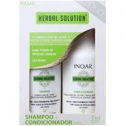 Inoar Herbal Solution 2X250ml - Inoar Cosméticos