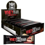 Integralmedica Display Whey Bar 8 Unid 90g Frutas vermelhas