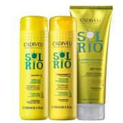 Kit Cadiveu Sol do Rio Home Care