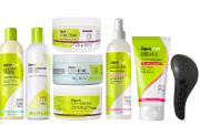 kIt Deva Curl Avelar 7 produtos e Escova Preta
