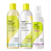 Kit Deva Curl Delight 2x355ml e Deva Curl Set it Free 120ml
