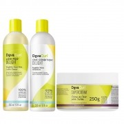 Kit Deva Curl Delight+super Cream 250g