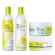 Kit Deva Curl Original 2x355ml e Styling e Heaven 2x250g