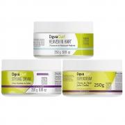 Kit Deva Curl Tratamento (3) Produtos