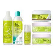 Kit Deva Curl Tratamento Com Seis (6) Produtos