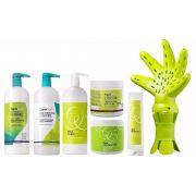 Kit Deva Curl Tratamento Completo, com Fuser (7 Produtos)