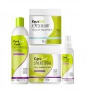 Kit Deva Curl Tratamento Especial (4 Itens)