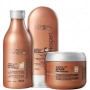 Kit Pós Química Loréal Professionnel Shampoo 250ml, Condicionador 150ml e Mácara 200g