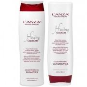 Lanza Healing Colorcare Duo Kit (2 Produtos)