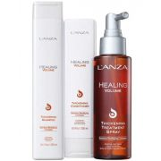 Lanza Healing Volume Treatment Kit (3 Produtos)