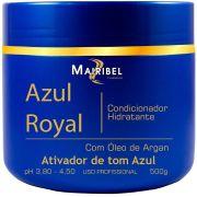 Mascara Matizadora Azul Royal Mairibel HidratyCollor 500g