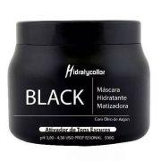Mascara Matizadora Black Mairibel HidratyCollor 500g