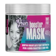 Máscara Nutrição Intensa Soul Power Booster Mask 400g