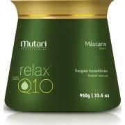 Máscara SOS Q10 - Relax SOS Q10 PROF 950g
