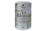 Pó descolorante Thyrre Blanch et Blonde 500g