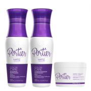 Portier Kit Matiz Violet Color Care (3 Produtos)