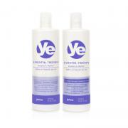 Shampoo e Condicionador Yellow Ye Essential Therapy 2x500ml