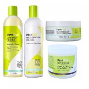 Shampoo Low Poo, One Condition, SuperCream E Heaven In Hair
