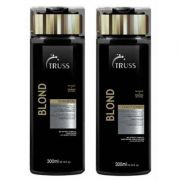 Truss Blond Shampoo e Condicionador 2x300ml