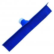 Vassoura e Rodo de Silicone Azul