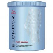 Pó Descolorante Wella Blondor Multi Blonde 800g