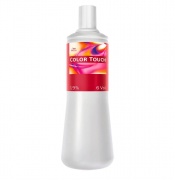 Color touch 1,9% 6Vol 1 Litro Wella Emulsão