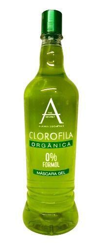 Escova Progressiva Alkimia Clorofila Orgânica 900ml