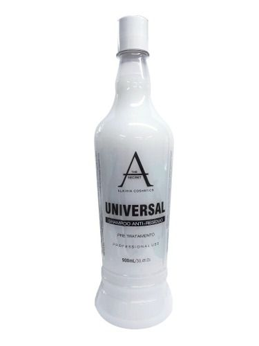 Shampoo Anti-resíduo Universal Alkimia 900ml