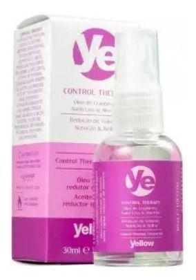 Yellow Ye Control Therapy Crystal Óleo Antifrizz 30ml