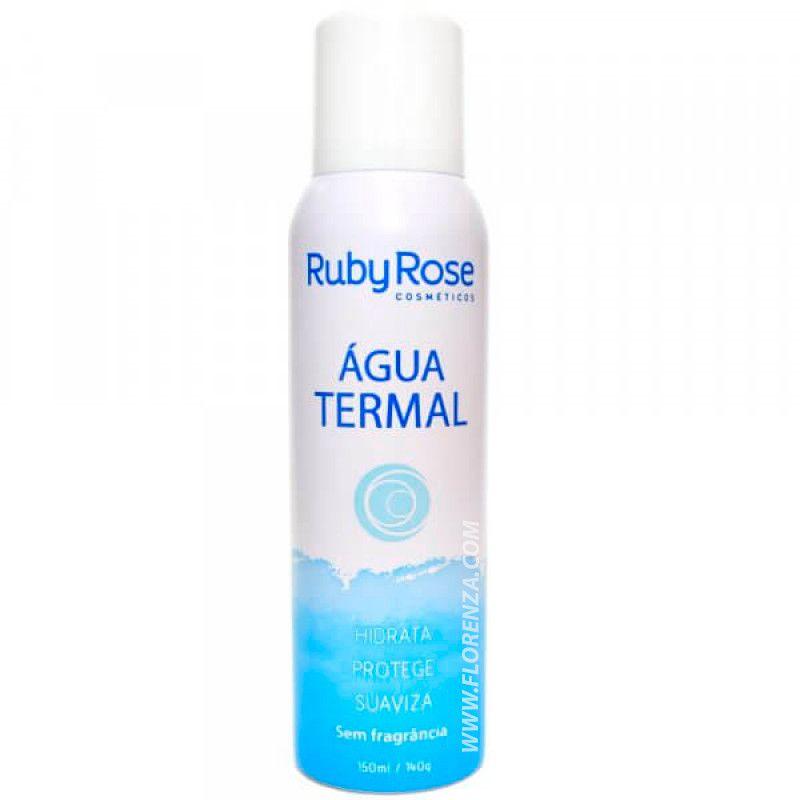 Água Termal Ruby Rose HB-306 Sem Fragrância