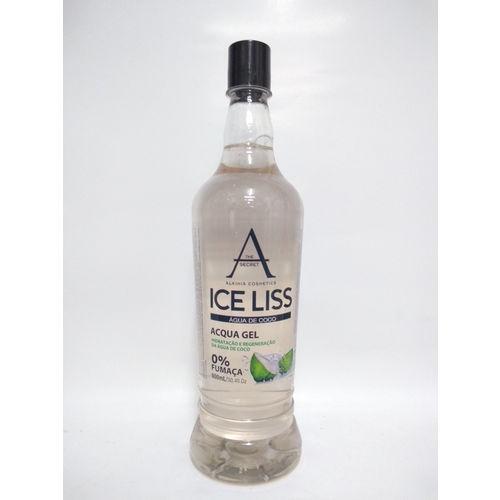 Alkimia Cosmetics Escova Progressiva Em Gel Ice Liss 900ml
