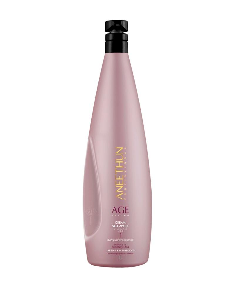 Aneethun Age Shampoo Cream 1000ml