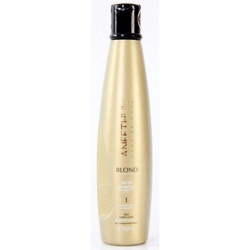 Aneethun Blond System Silver Shampoo 300ml