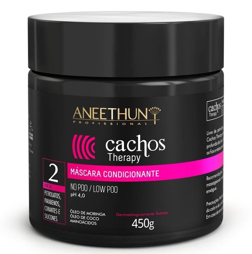 Aneethun Cachos Therapy Máscara Condicionante 450g
