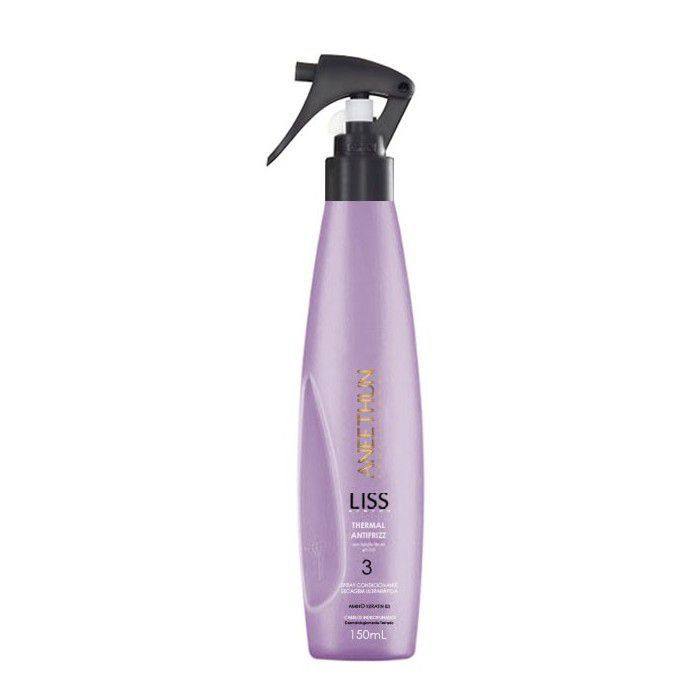 Aneethun Liss System - Spray Thermal Antifrizz 150mL