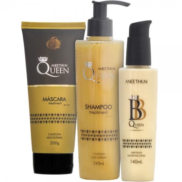 Aneethun Queen ( 3 Produtos)