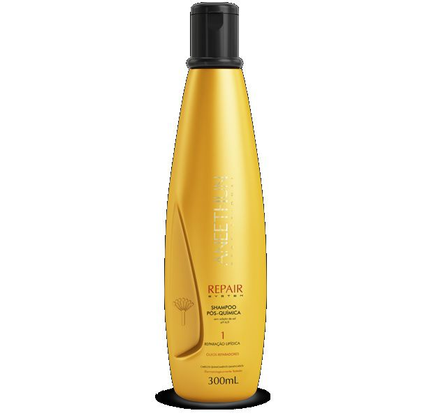 Aneethun Repair System Shampoo Pós-Química 300ml