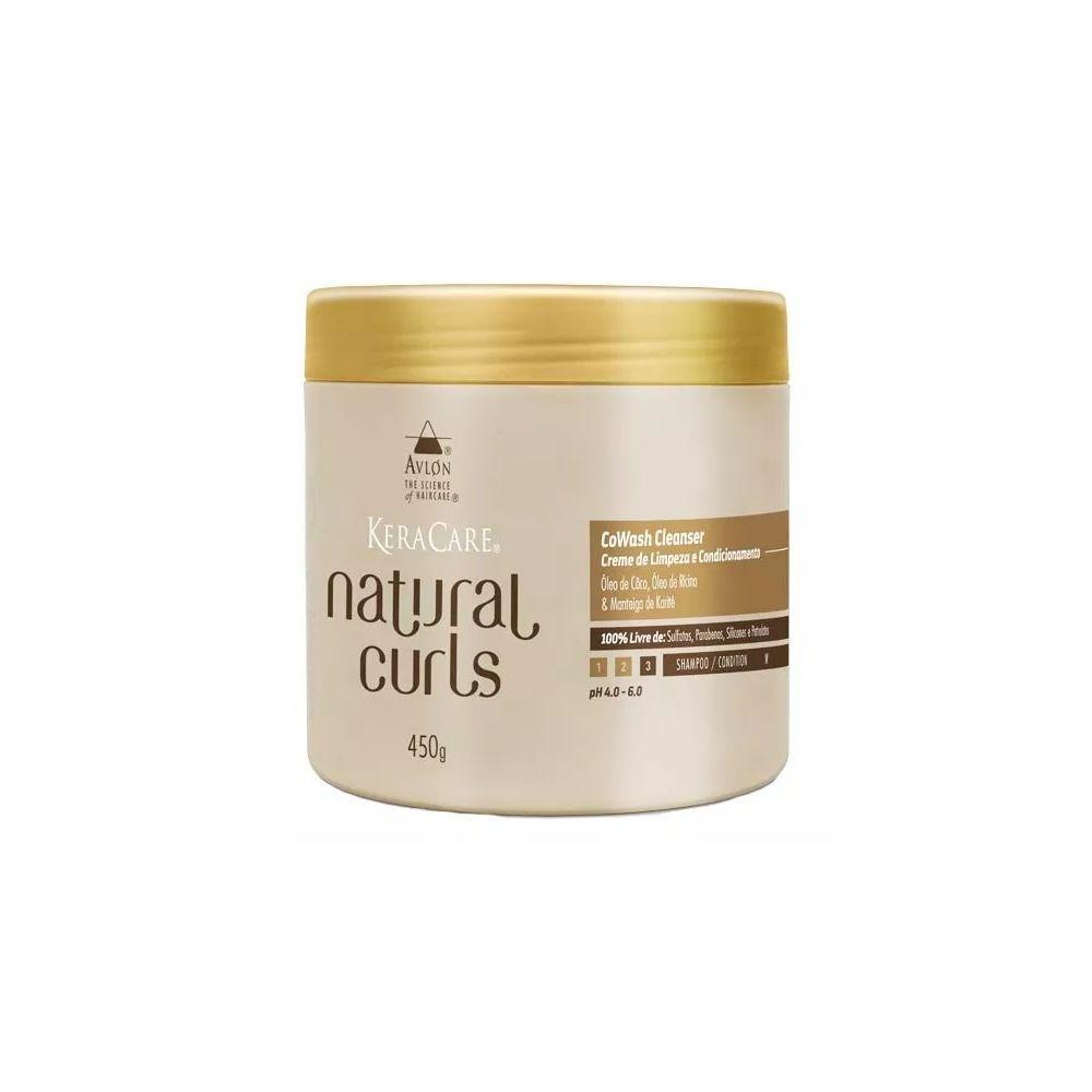 Avlon Keracare Natural Curls CoWash Cleanser 450ml