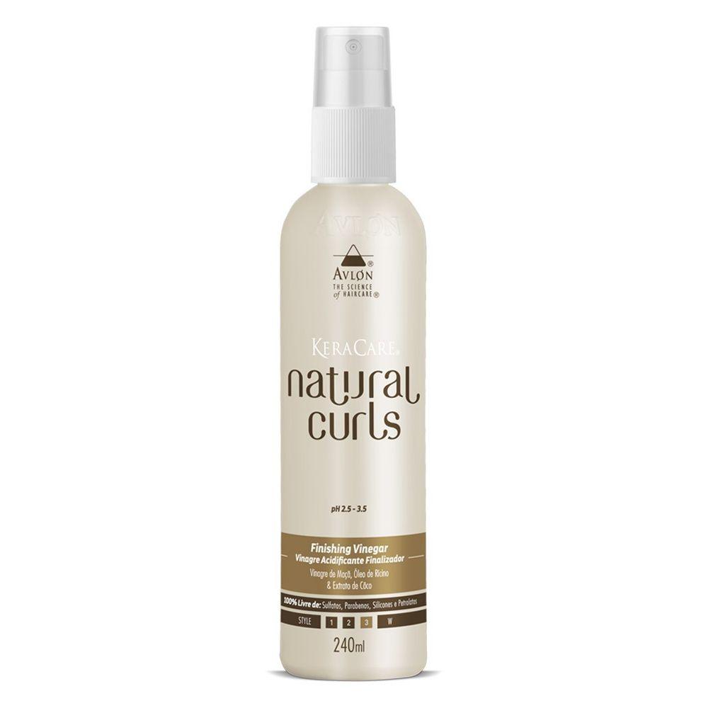Avlon Keracare Natural Curls Finishing Vinegar 240ml