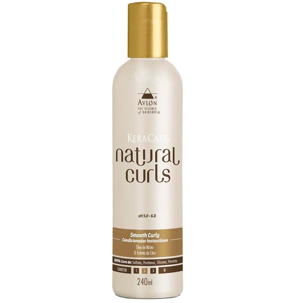 Avlon Keracare Natural Curls Smooth Curly 240ml