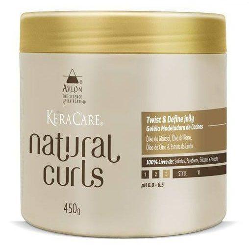 Avlon Keracare Natural Curls Twist & Define Jelly 450g
