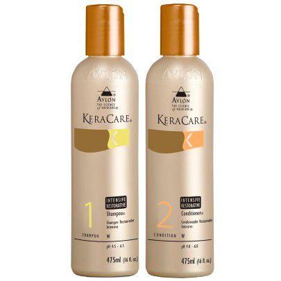 Avlon Keracare Restorative Duo Kit Shampoo (475ml) e Condicionador (475ml)