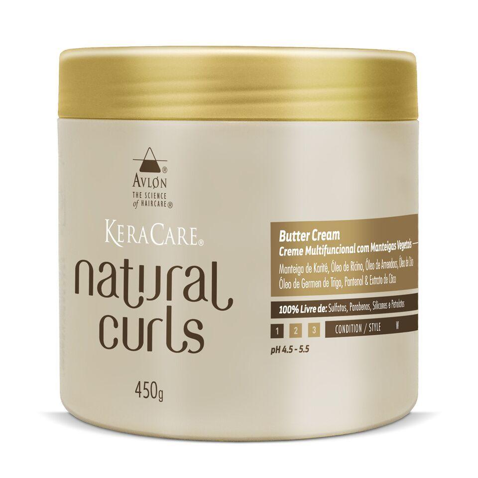 Avlon Natural Curls Butter Cream Creme Multifuncional 450g