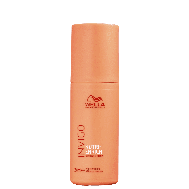 Balm Leave-In Wella  Invigo Nutri Enrich Wonder 150ml