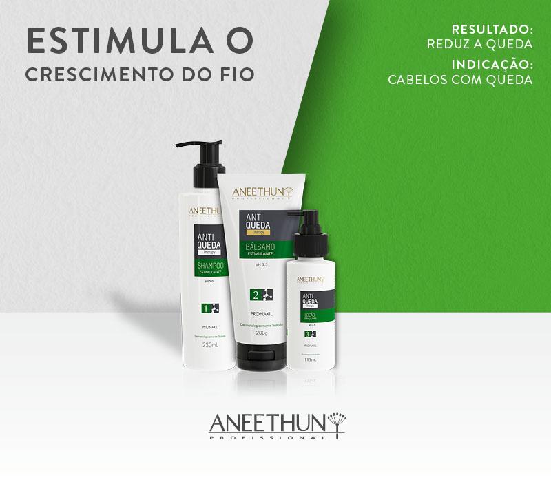 Balsamo Estimulante Aneethun Antiqueda Therapy 200g