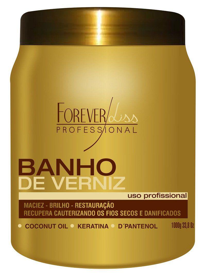 Banho de Verniz Forever Liss 1000g
